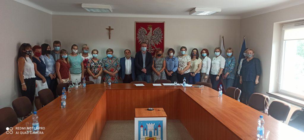 Oficjalna inauguracja projektu Lokalnego Ośrodka Wiedzy i Edukacji