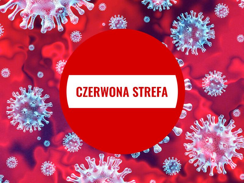 Gmina Przemków w CZERWONEJ STREFIE!