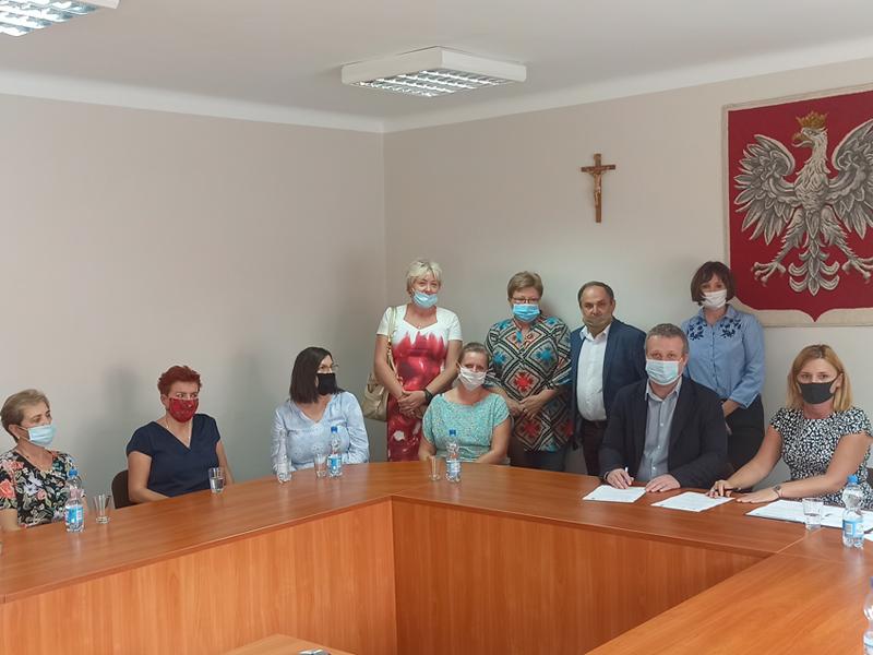 Lokalny Ośrodek Wiedzy i Edukacji w Przemkowie