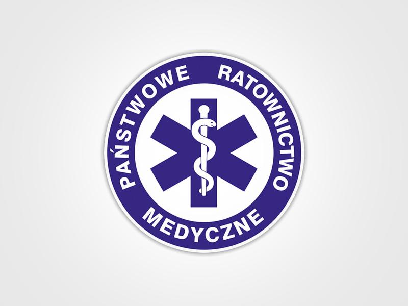 Logo Państwowego Ratownictwa Medycznego