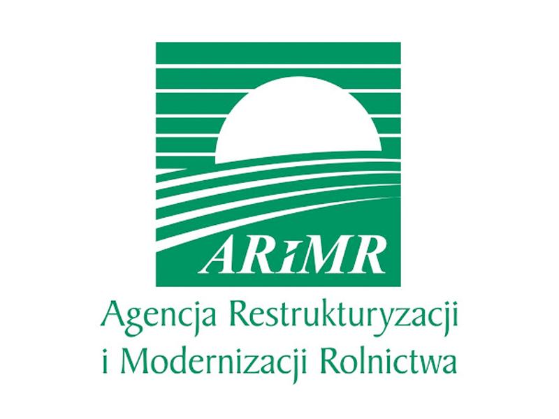 Logo Agencja Restrukturyzacji i Modernizacji Rolnictwa