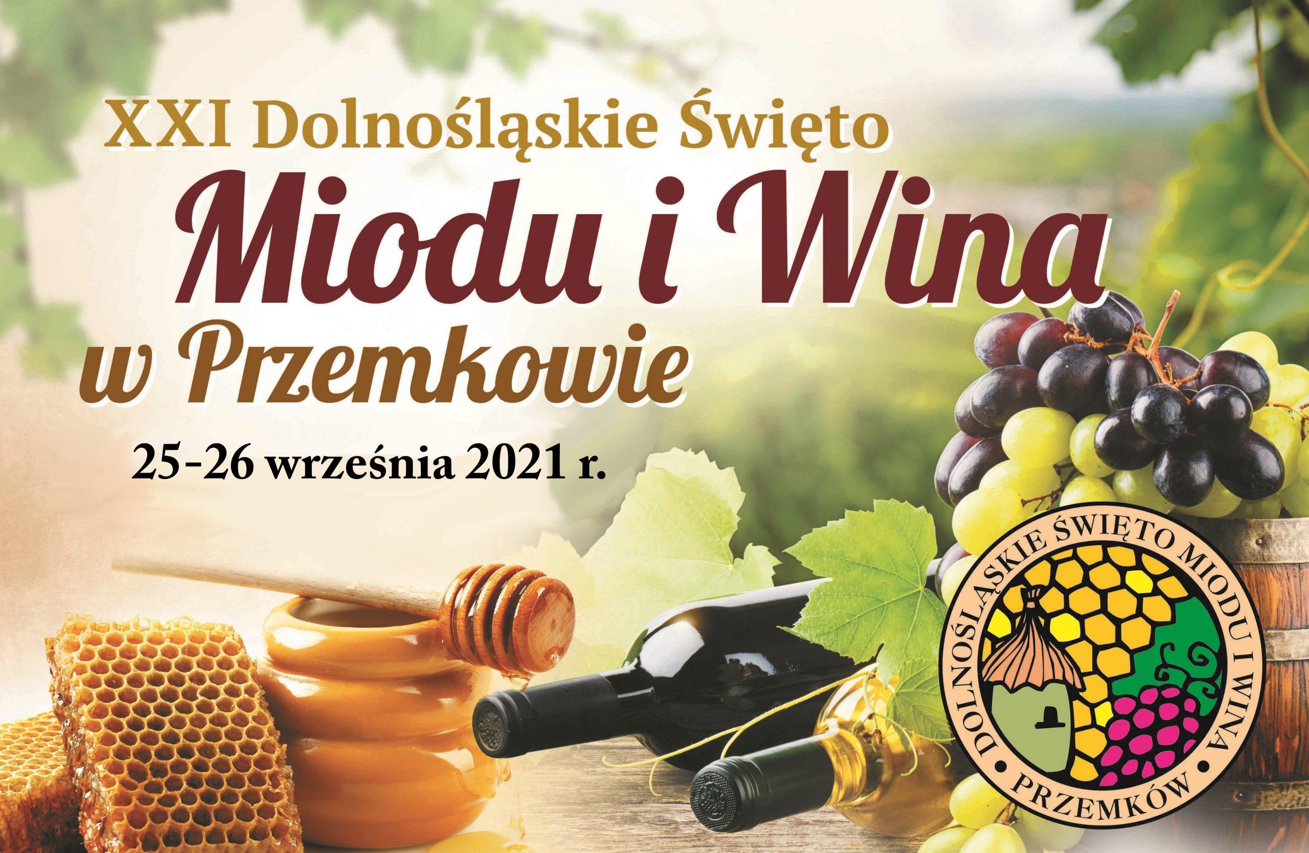 XXI Dolnośląskie Święto Miodu i Wina